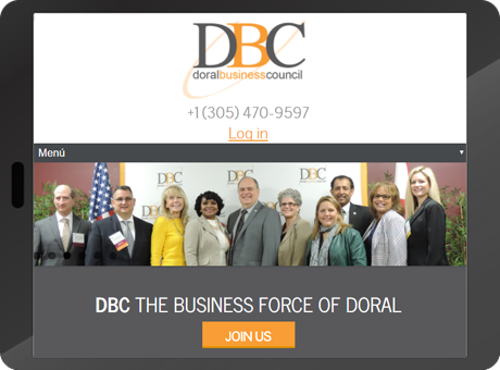 slider imagen pagina Doral Business Council